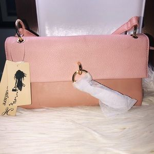 Jolene Couture.  Bags Pink bag with quite spacious